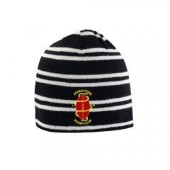 Atherstone RFC Striped Beanie Hat