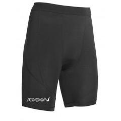 Scorpion Black Base Shorts